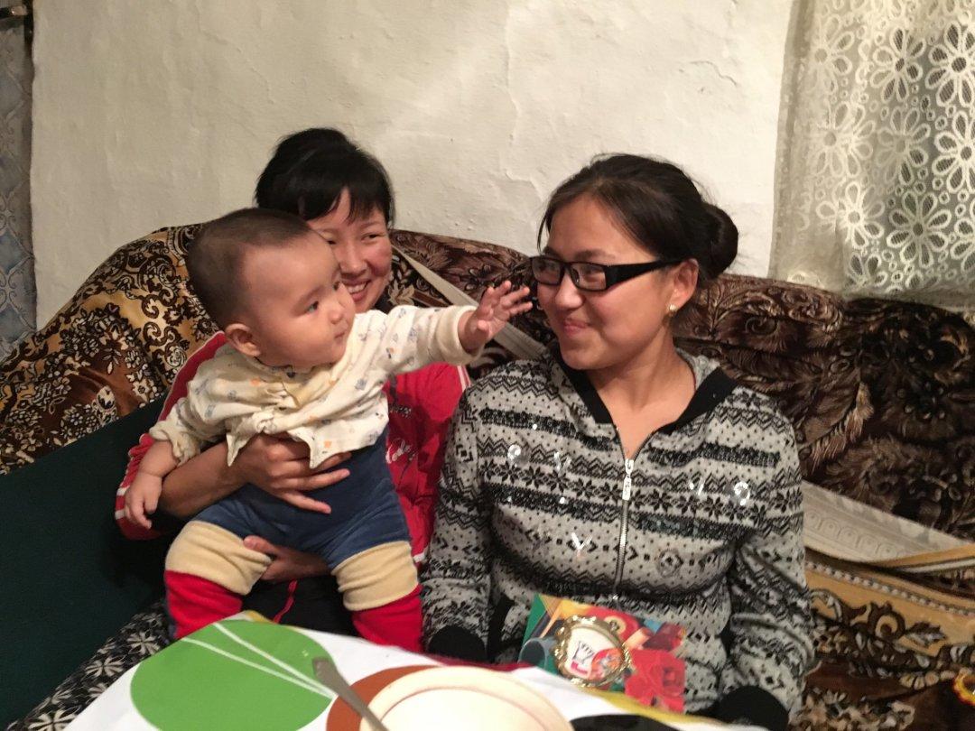 Отчёт по занятию Режим дня ребенка в 6 месяцев в Wachanga!