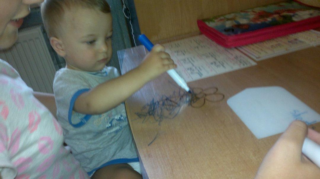 Отчёт по занятию Научитесь рисовать в Wachanga!