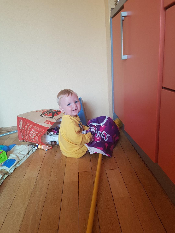 Отчёт по занятию Общайтесь с малышом, понятным ему языком в Wachanga!