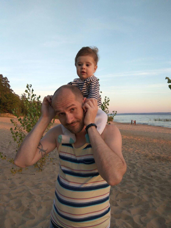 Отчёт по занятию Посадите ребенка на плечи в Wachanga!