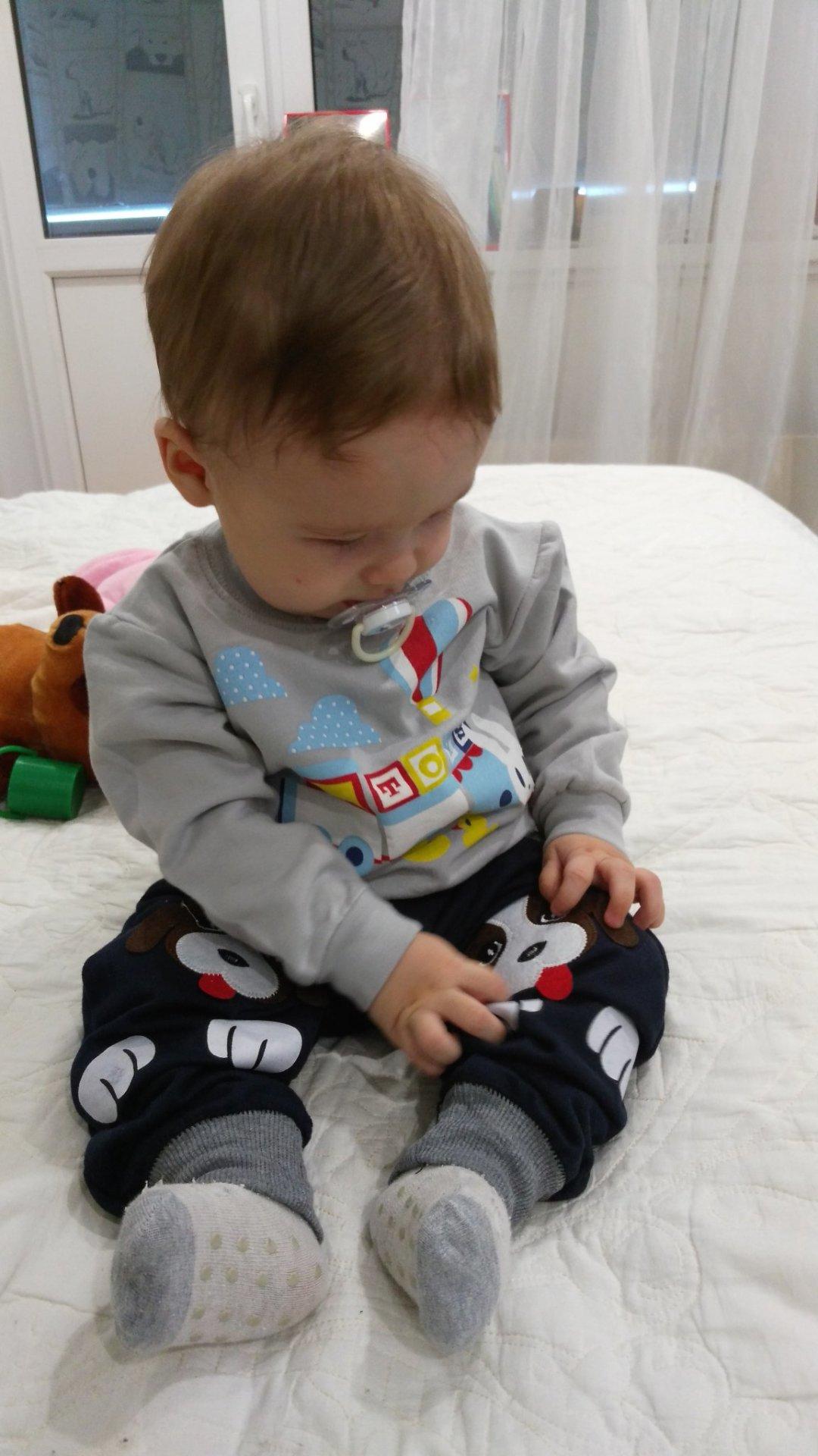 Отчёт по занятию Двигательное развитие ребенка в 11 месяцев в Wachanga!