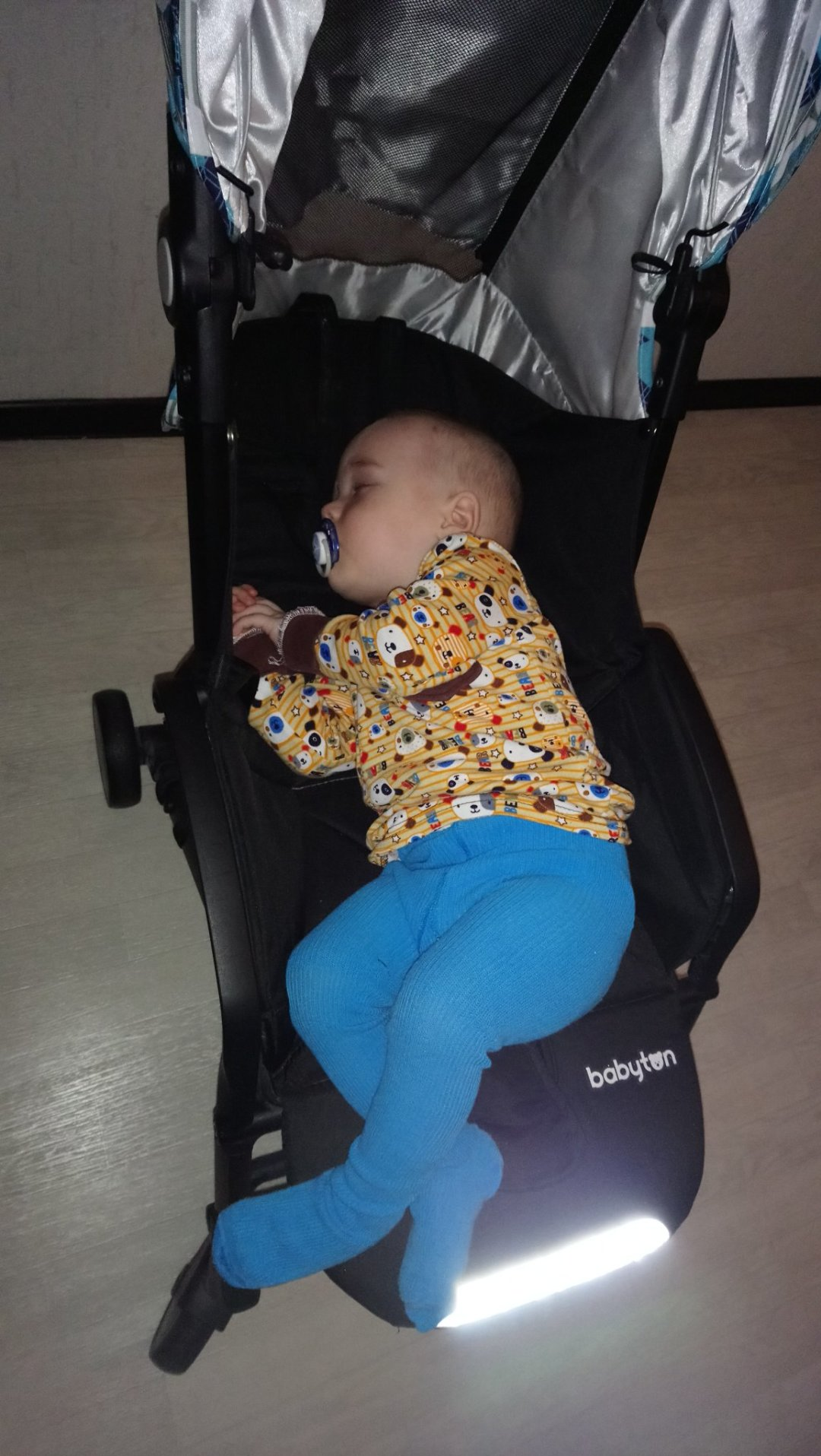 Отчёт по занятию Ласкаем слух малыша в Wachanga!