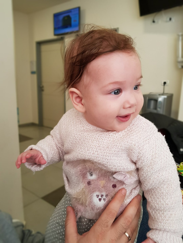 Отчёт по занятию Психология ребенка пятого месяца жизни в Wachanga!