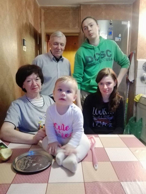 Отчёт по занятию Важная задача родителей в 8 месяцев в Wachanga!