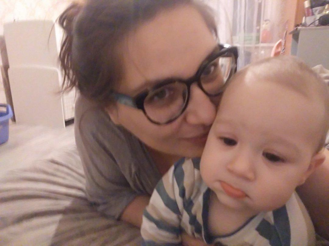 Отчёт по занятию Что чувствует и как ведет себя ребенок в 8 месяцев в Wachanga!