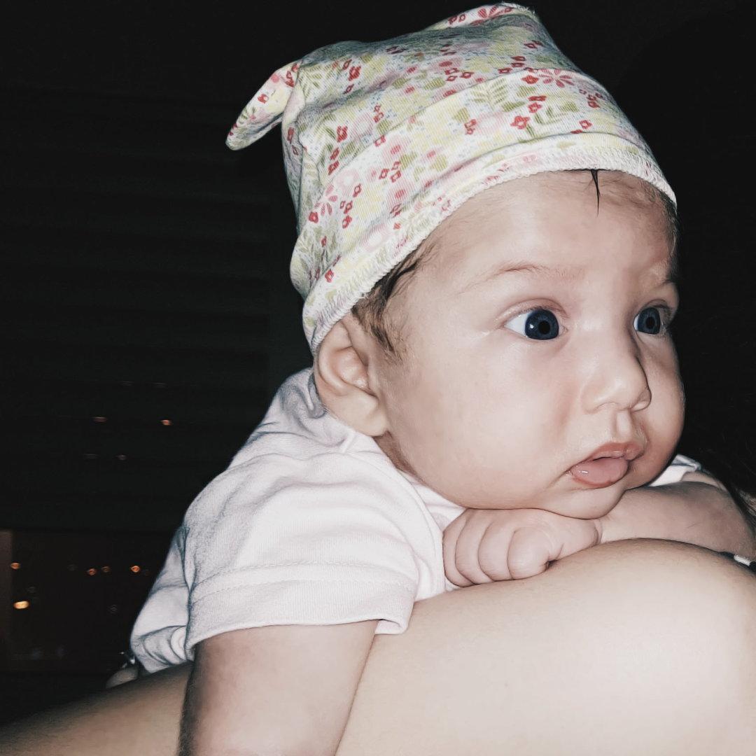 Отчёт по занятию Научите малыша держать головку (в вертикальном положении)  в Wachanga!