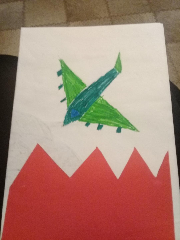 Отчёт по занятию Предложите ребенку нарисовать военную технику (самолет, танк)  в Wachanga!