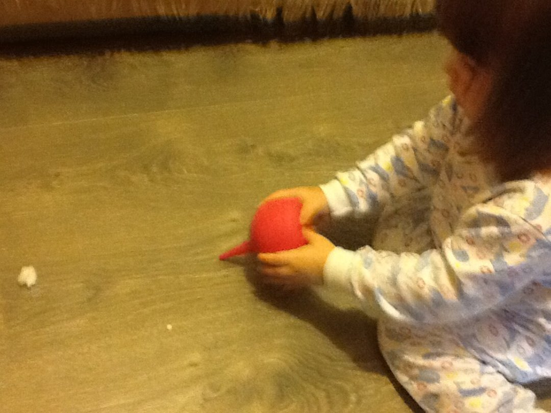 Отчёт по занятию Поиграйте с ребенком в игру «Воздушный футбол» в Wachanga!