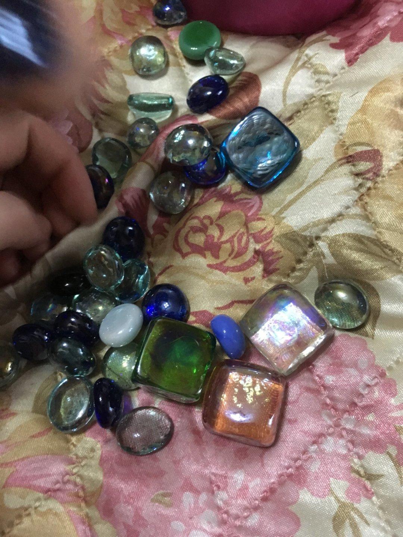 Отчёт по занятию Предложите ребенку поиграть с камнями в Wachanga!
