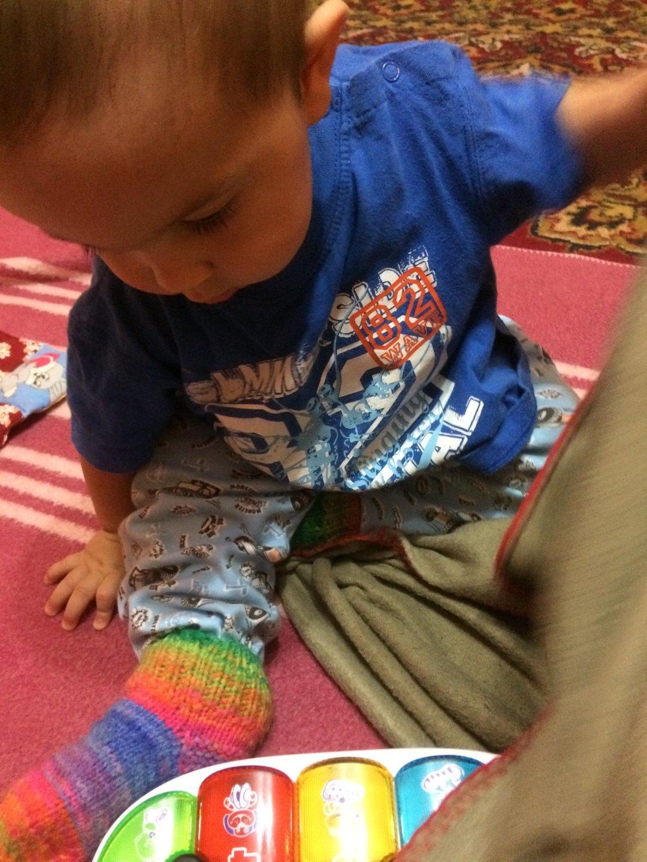 Отчёт по занятию Поиграйте в игру «Найди игрушку» в Wachanga!