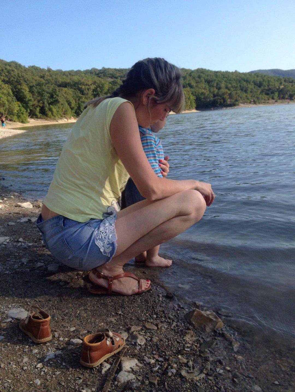 Отчёт по занятию Сходите с малышом на прогулку к водоему  в Wachanga!
