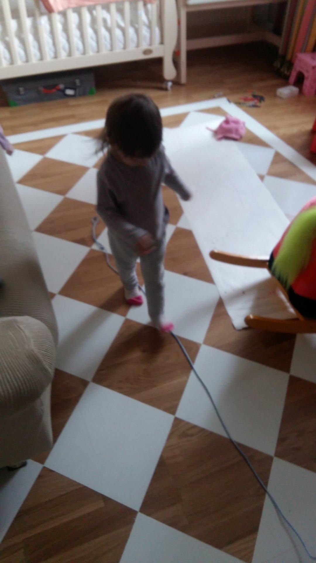 Отчёт по занятию Научите ребенка ходить по веревочке в Wachanga!