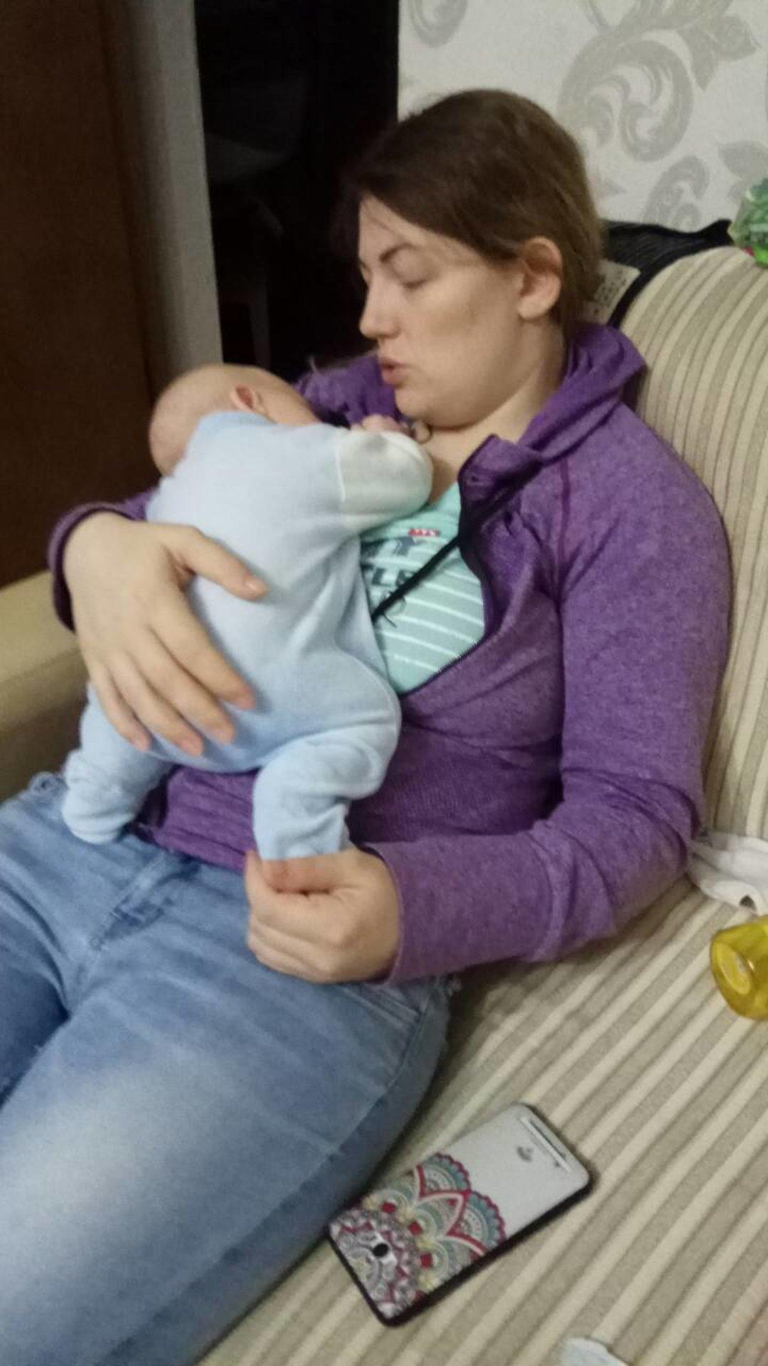 Отчёт по занятию Гладьте малыша в Wachanga!