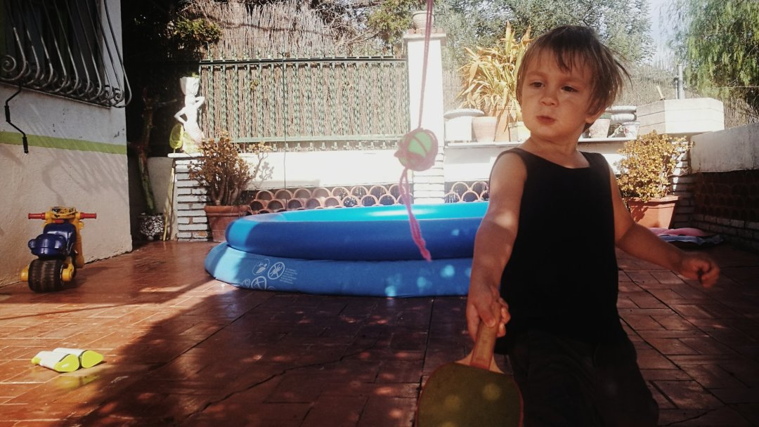 Activity report for Play games with your 3 years old in Wachanga!