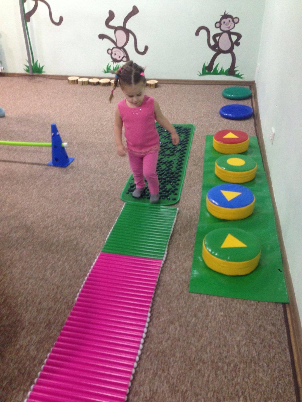 Отчёт по занятию Физические упражнения для маленьких спортсменов в Wachanga!