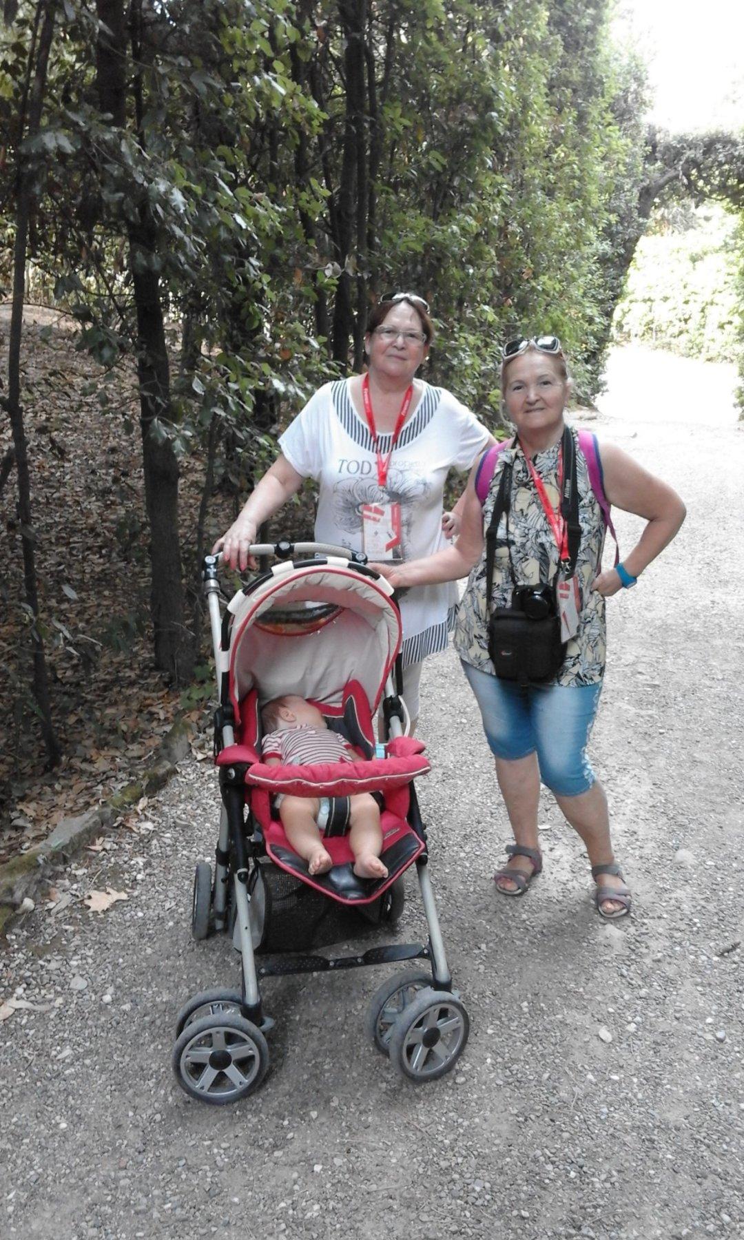 Отчёт по занятию Оставьте малыша на несколько часов с бабушкой и дедушкой  в Wachanga!