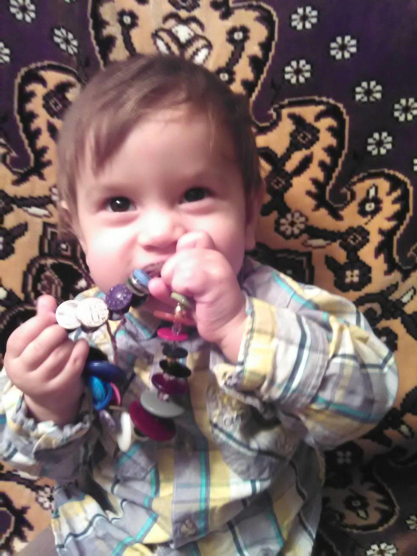 Отчёт по занятию Сделайте для малыша игрушку – браслет из пуговиц в Wachanga!