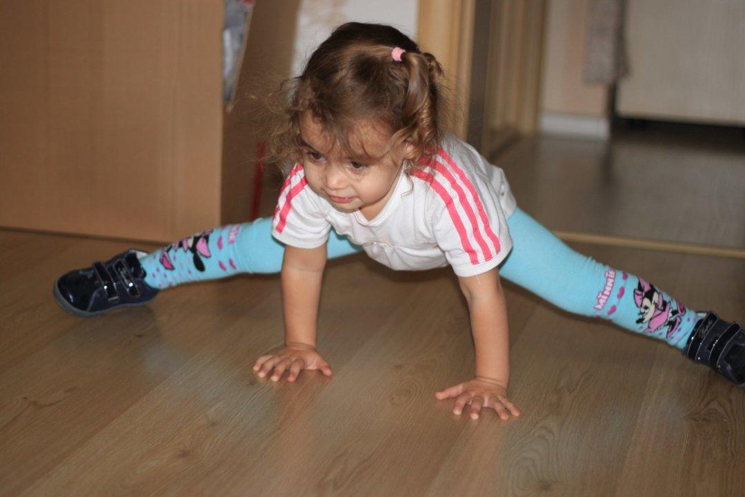 Отчёт по занятию Веселые физические упражнения в Wachanga!