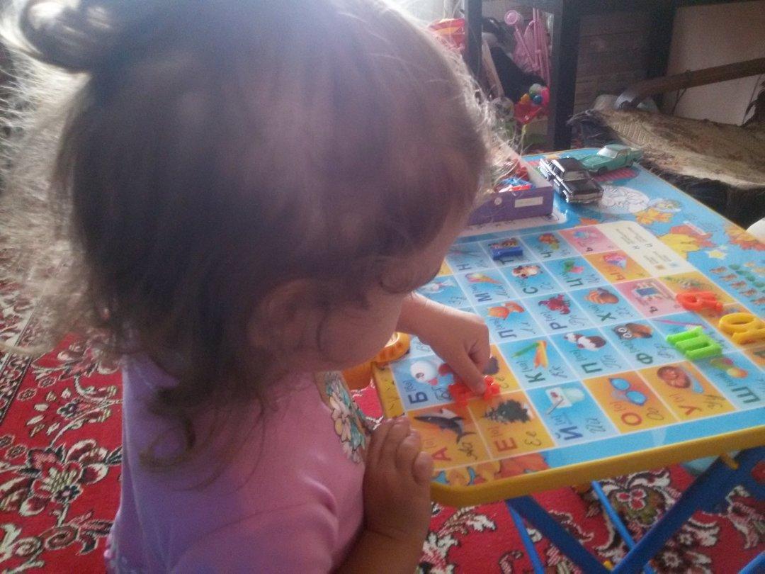 Отчёт по занятию Важно: Изучайте буквы правильно! в Wachanga!