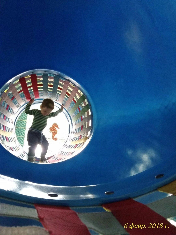 Отчёт по занятию Туннель для машинки в Wachanga!