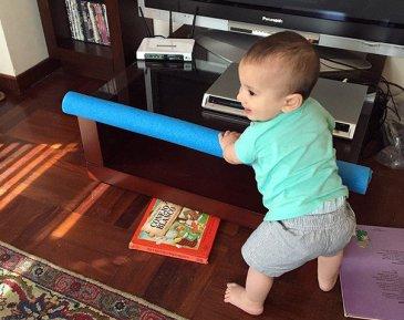 Как обезопасить мебель