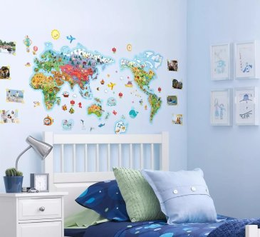 Decorate walls
