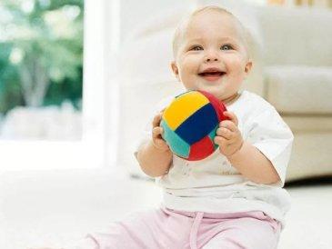 Развивающие игры с ребенком в 7 месяцев