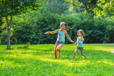 Arrange a Game of Tag with your Kid!