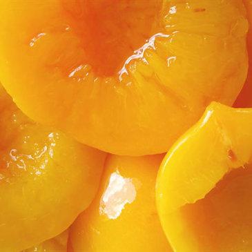 Рецепт: Персиковый компот