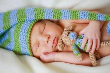 Сон двухмесячного малыша