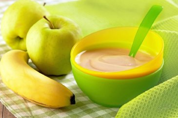 Make fruit puree for your little one