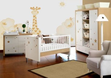 Features to arrange your baby's room
