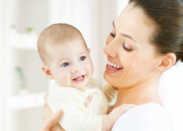 Your baby's hearing development