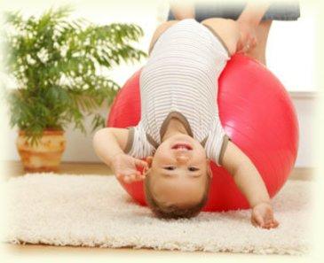 Комплекс упражнений для малышей в 1,5-2 года