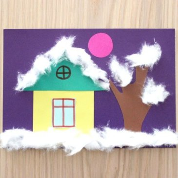 "Applique ""Winter"""