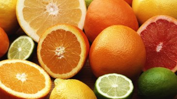 Citrus fruits while breastfeeding