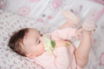 Знакомьте ребенка с запахами