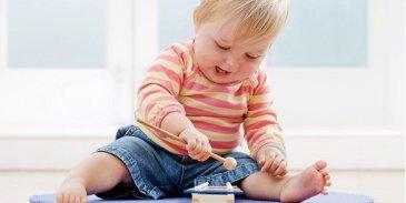 Что может ребенок в десять месяцев