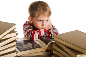 Motivate your kid to like reading