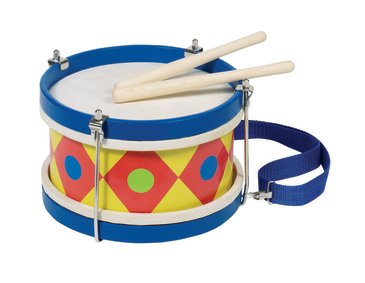 Give your baby a toy drum