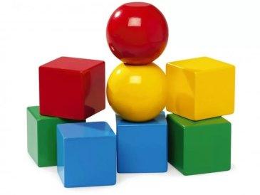 Пальчиковая игра «Колобки и пеньки»