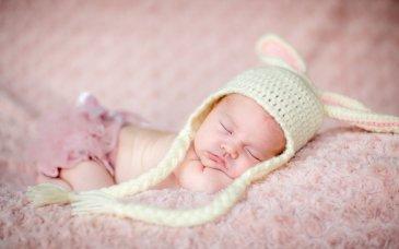 Режим дня новорождённого