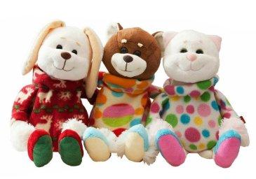Любимые игрушки малыша