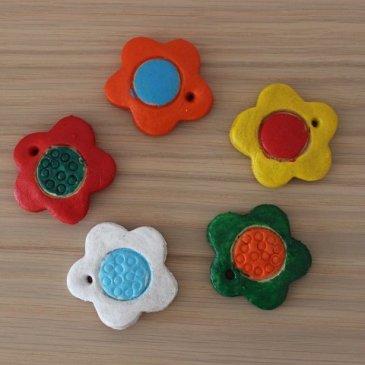 "Medallions ""Flowers"""