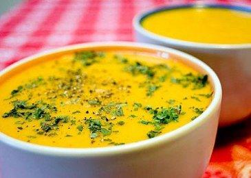Рецепт: суп-крем овощной