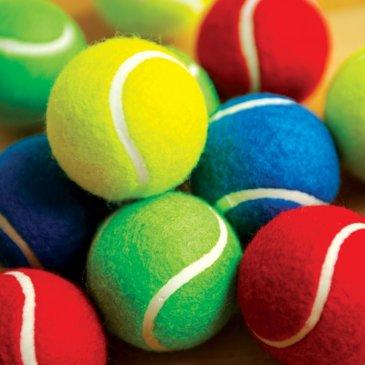 Sorting balls