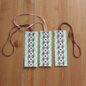 Make original bookmarks!