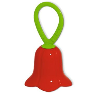 Offer your little one to play with a bell