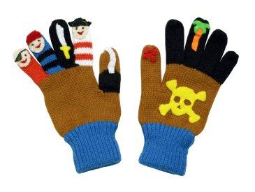 Different gloves