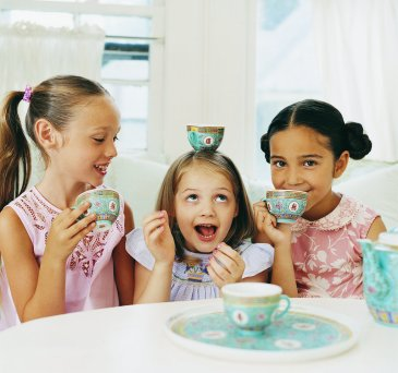 Чаепитие (сравнение множеств)